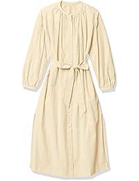 snidel ORGANICS 棉质羊绒连衣裙 SWFO201149 女士