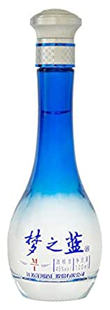 洋河梦之蓝M1浓香型白酒 45度 100ml