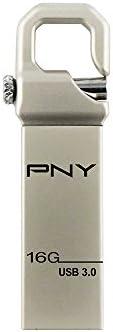 PNY Transformer Attache USB 闪存盘 -FDU16GBHOOK30-EF USB 3.0 Hook 16GB