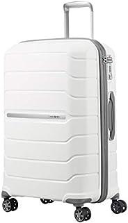 Samsonite 新秀丽 Flux – Spinner 55 / 20 可扩展登机箱 白色 L (75cm-121L)