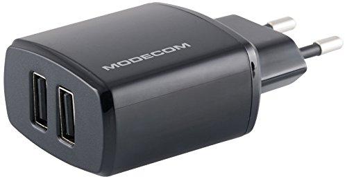 "MODECOM 00152 汽车平板电脑/手机适配器""皇家 MC-W5VU2-34 双 USB"" (5 伏,3.4A)"