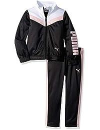 Puma 女童运动套装