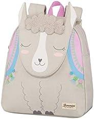 Samsonite 新秀丽 Happy Sammies – 儿童背包 Grau (Alpaca Aubrie) S