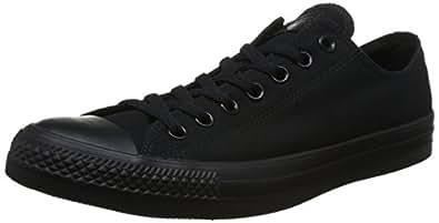 Converse 匡威 中性 帆布鞋 CONVERSE ALL STAR系列 1Z635 黑色 45 (US 11)