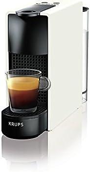Krups 克鲁伯 Nespresso XN1101 Essenza 迷你咖啡胶囊机,1260W,0.7L,白色