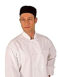 HILITE 制服经典厨师外套长袖 - 白色 550WH
