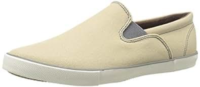 Woolrich 女式 Dock 一脚蹬乐福鞋 天然 7 M US