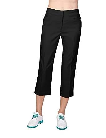 Tail Activewear 女式经典七分裤 4 黑色