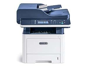 Xerox WorkCentre 3345/DNI 单色多功能打印机 打印机 蓝色/白色