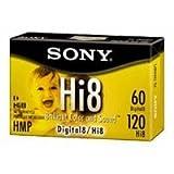 SNY41989-Video HI-8/8mm 数字 120 分钟 P6 金属颗粒