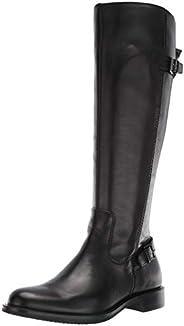 ECCO 爱步 Sartorelle 25 型塑25系列 女士膝盖高扣高筒靴