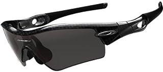 Oakley Radar Path 成人款亚洲款运动装太阳镜/眼镜 True Carbon Fiber/Slate Iridium 均码