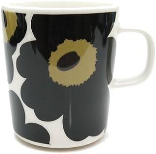 Marimico UNIKO 马克杯 白色x黑色 250cc 063431-030