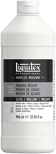 Liquitex Professional Pouring Effects Medium, 32-oz