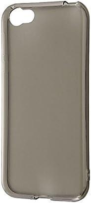 Ray-out 手机壳 透明软壳RT-AQJ3TC3/BM  4_AQUOS R ケース単品 黑色