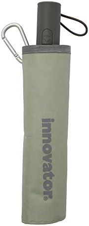 小川(Ogawa) 晴雨两用伞 innovator イノベター UV 隔热遮光 防水 04ペールグリーン 親骨の長さ:55cm -