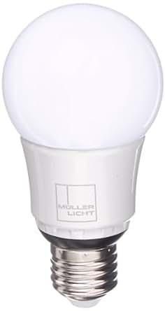 müller-licht LED pear-shaped 表格230V / E272802700K DIM ra90A60能效 CLASS A +