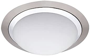 Briloner Leuchten 3214-252 天花板灯,哑光镍,25 个 LED