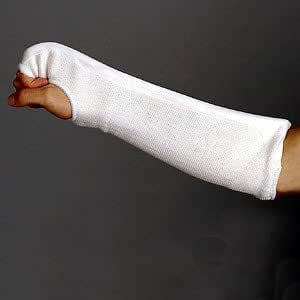 ProForce? Combination Fist/Forearm Guard - Medium White #88311