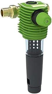 Grünbeck 格溫拜克 RDX 101530 反冲洗过滤器,DN 25,1英寸(约2.54厘米),用于过滤饮用水和多色配件