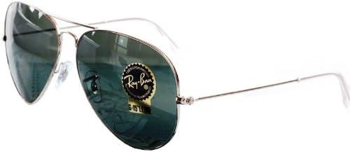 Ray-Ban 雷朋 基础功能款太阳镜 RB3025 L0205 (金色镜架 灰绿色G15舒适片) 镜片宽58*鼻梁宽14*镜腿长135_mm