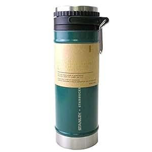 STARBUCKS Stanley+星巴克不锈钢咖啡杯 16盎司(473ml)
