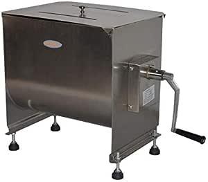 Hakka 食物搅拌机和食物搅拌机 不锈钢 40-Pound/20-Liter FMM0210201042