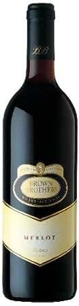 Brown Brothers布琅兄弟梅洛红葡萄酒750ML(澳洲进口红酒)