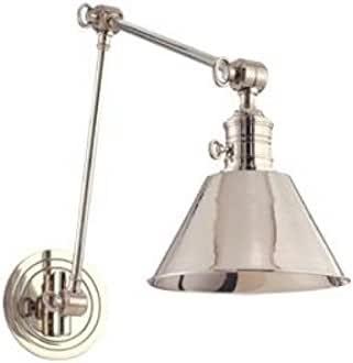 Hudson VALLEY 照明8323花园城市1灯 SWING ARM 壁灯,