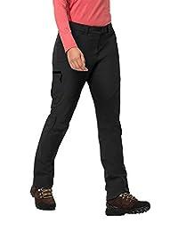 Jack Wolfskin 女式 Chilly Track XT 长裤 18 (US Women's 28/29) 黑色 1502371
