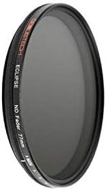 Genustech 77mm ND Fader Filter ND滤光镜/中性灰度滤光镜 77mm