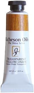 Jack Richeson 艺术家油色,37ml,透明黄氧化