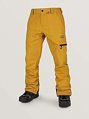 Volcom 男式 Stretch Gore-tex PNT 長褲
