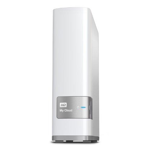 WD 西部数据 2TB My Cloud Personal 网络连接储存盘- NAS - WDBCTL0020HWT-NESN