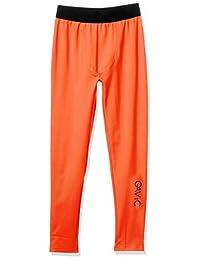 GUIDK 卡比克 内裤 青少年 弹力内裤 长款 儿童 GA8903 橙色 日本 150cm (日本サイズ150 相当)