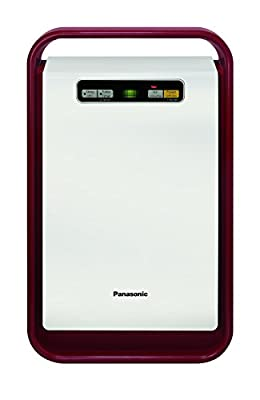 Panasonic F-PBJ30ARD 28-Watt Air Purifier (Red)