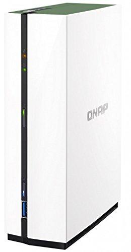 QNAP 2-bay NAS  ARM 四核处理器1.2GHz 1GB DDR 4内存3.5英寸 SATA 硬盘1x USB3.02X USB2.01x GBE LAN ( ts-228a-us ) 1 Bay
