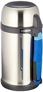 ZOJIRUSHI 象印 水瓶 不锈钢保温杯 SF-CC-XA ステンレス 1.3L