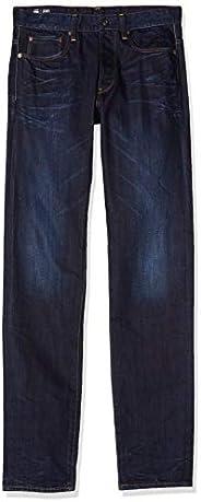 G-Star RAW 男士 3301 直筒牛仔裤