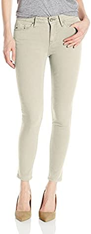 Calvin Klein JEANS 女式成衣染色铅笔裤长裤