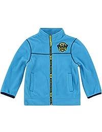 Dreamwave 幼童和大男孩休闲款轻型拉链羊毛夹克连帽运动衫套衫