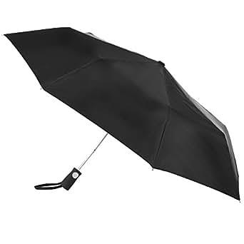 totes Automatic Open Compact Foldable Travel Umbrella