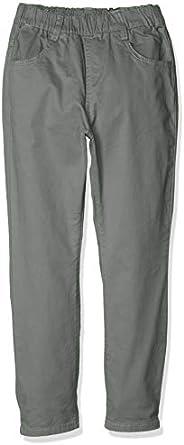 R-Good WORKS 男童纯色弹力长裤 上幼儿园·上学系列。