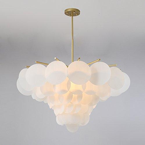 LightInTheBox 艺术时尚现代枝形吊灯环境光吊灯 客厅天花板照明灯具喷漆表面