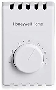 Honeywell 家用/bldg 中心 yct410b1000/ u 电动 baseboard 控温器 需配变压器