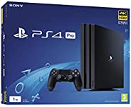 Sony 索尼 PlayStation 4 Pro 1TB游戏机 - 黑色(PS4 Pro)