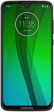 "摩托罗拉 Moto G7 (64GB, 4GB RAM) 6.2"" HD+ 显示屏,双 SIM GSM 解锁 (at&T/T-Mobile/MetroPCS/Cricket/H2O) - XT1962-"