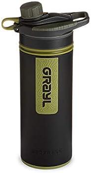GRAYL GEOPRESS 净水器 [ + 过滤器 ] 瓶子