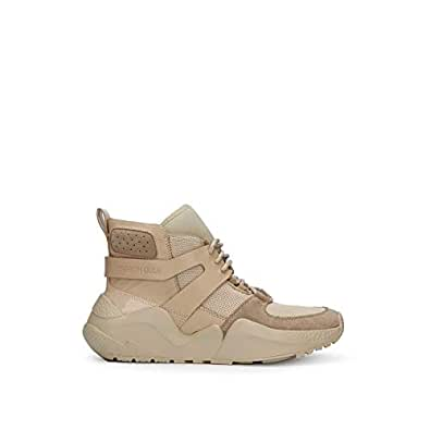 Kenneth Cole New York Maddox Hiker 女士高帮运动鞋 米色 9.5 M US
