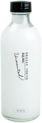 GRASSE TOKYO 美食沐浴露 250ml 無香料 Body Milk 玻璃糊